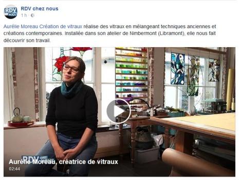 RDV chez nous-Aurélie Moreau