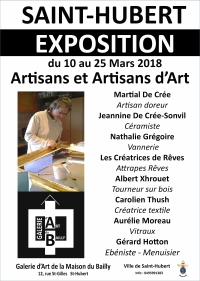 affiche artisans-mars 2018