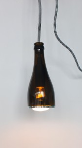 Bier Bottle Lamp (Orval)