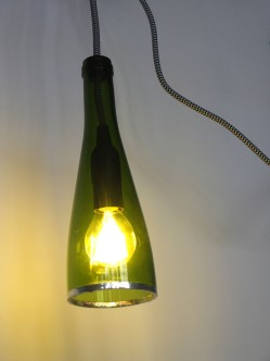 Bottle lamp Basic