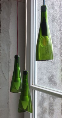LAMPES BOUTEILLE