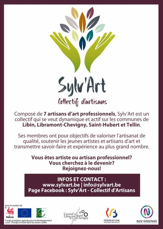 flyer Sylv'Art