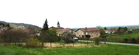 paysage en Meuse