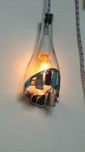 Lampe éclat bleu-violet 2
