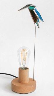lampe martin-pêcheur 1